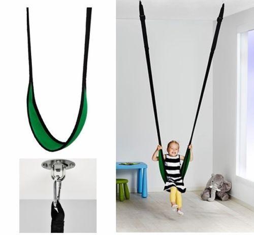 Ikea Gunggung Swing Indoor Outdoor Use Good For Kids Balance And Relaxation Ebay