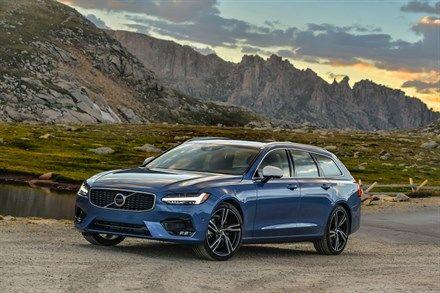 Volvo V90 T6R | volvo | Pinterest | Volvo, Volvo cars and Cars