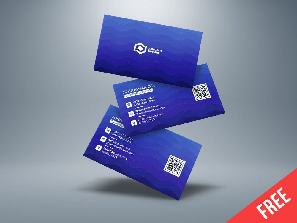 Free Business Card Template Download Ai Free Business Card Templates Business Card Templates Download Free Business Cards