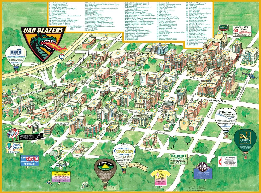 Pin by bonnie_bonkins on Maps | Campus map, Map, City photo