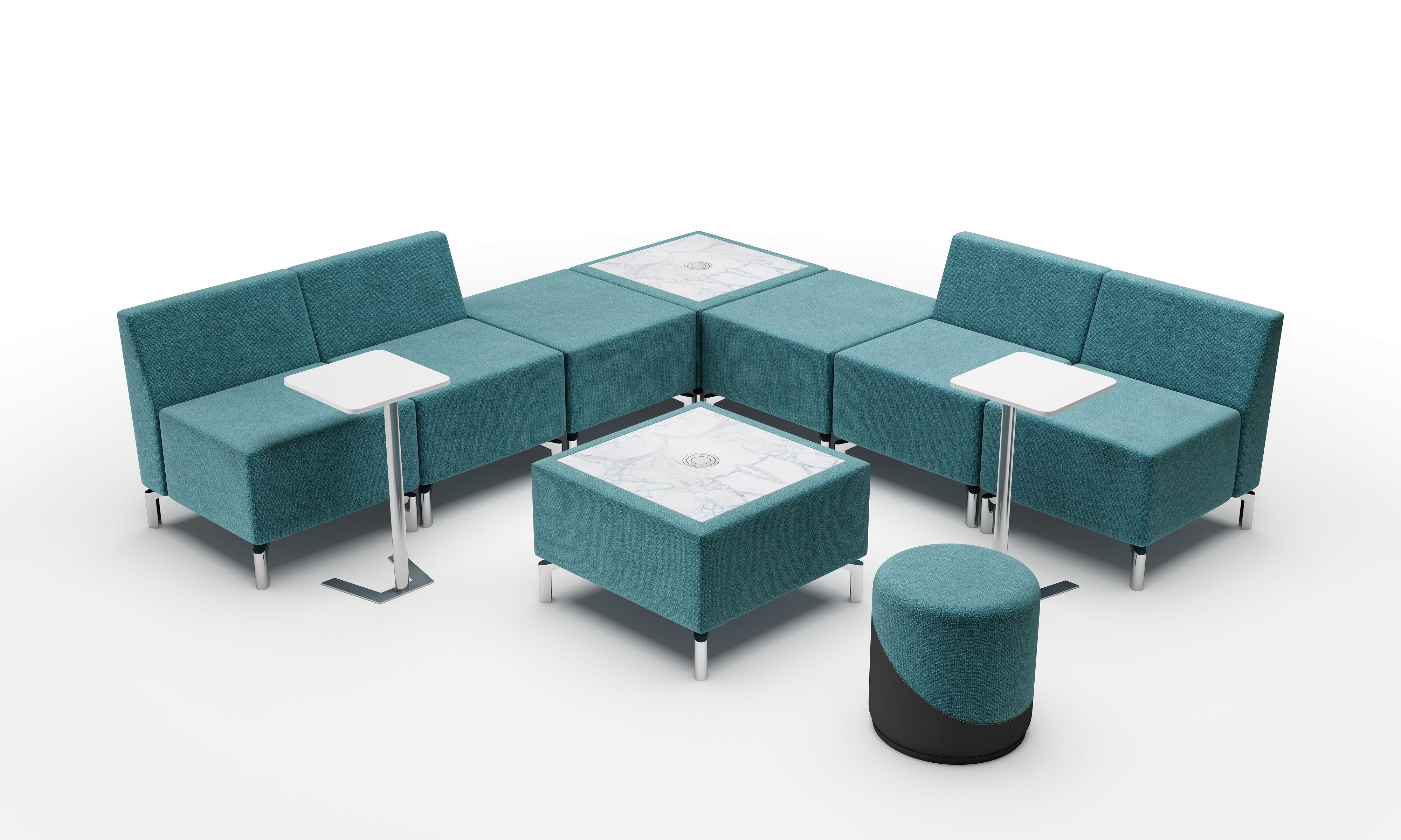 Jefferson Group  Modern lounge furniture, Modular reception