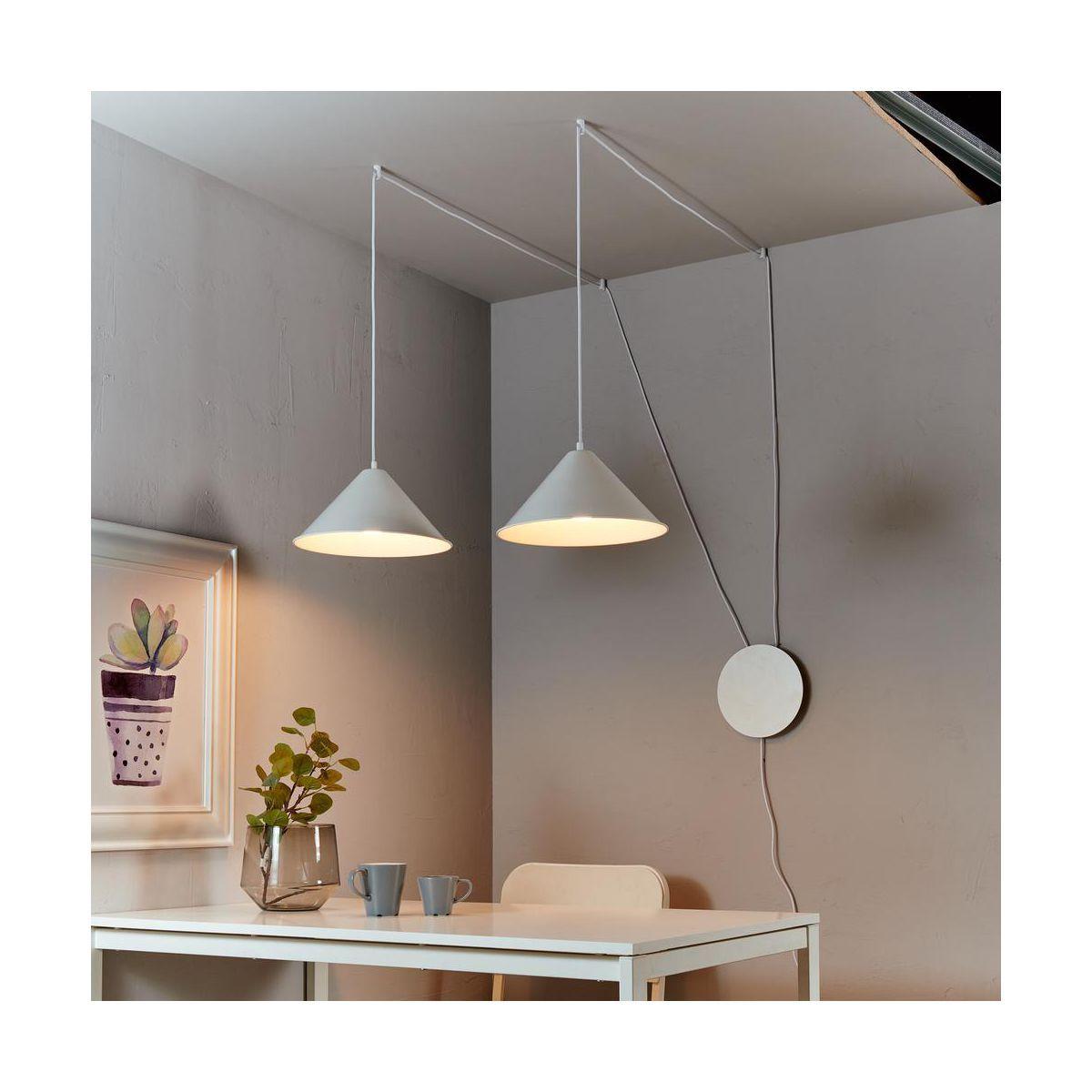 lampy wiszące w stylu art deco leroy merlin