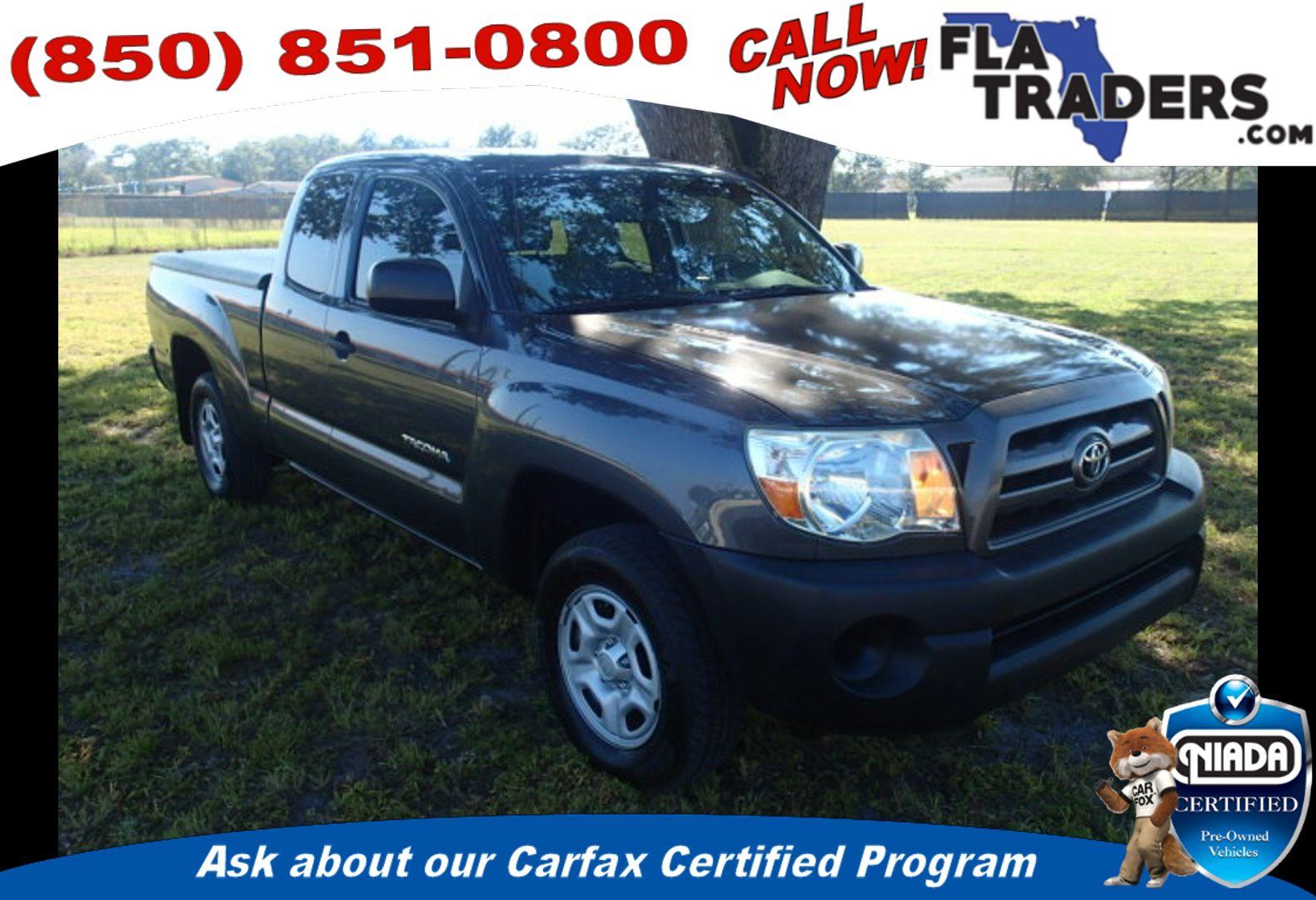 2010 TOYOTA TACOMA ACCESS CAB - Florida Traders Used Cars in Panama ...