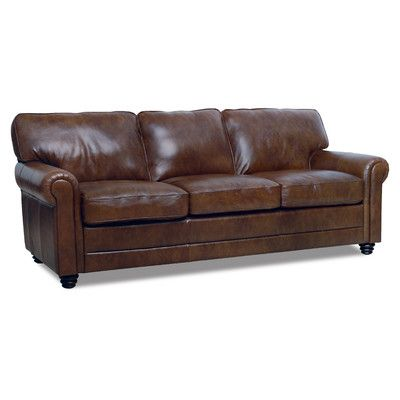 Awe Inspiring Lambdin Leather Sofa In 2019 Leather Sofa Best Leather Pabps2019 Chair Design Images Pabps2019Com