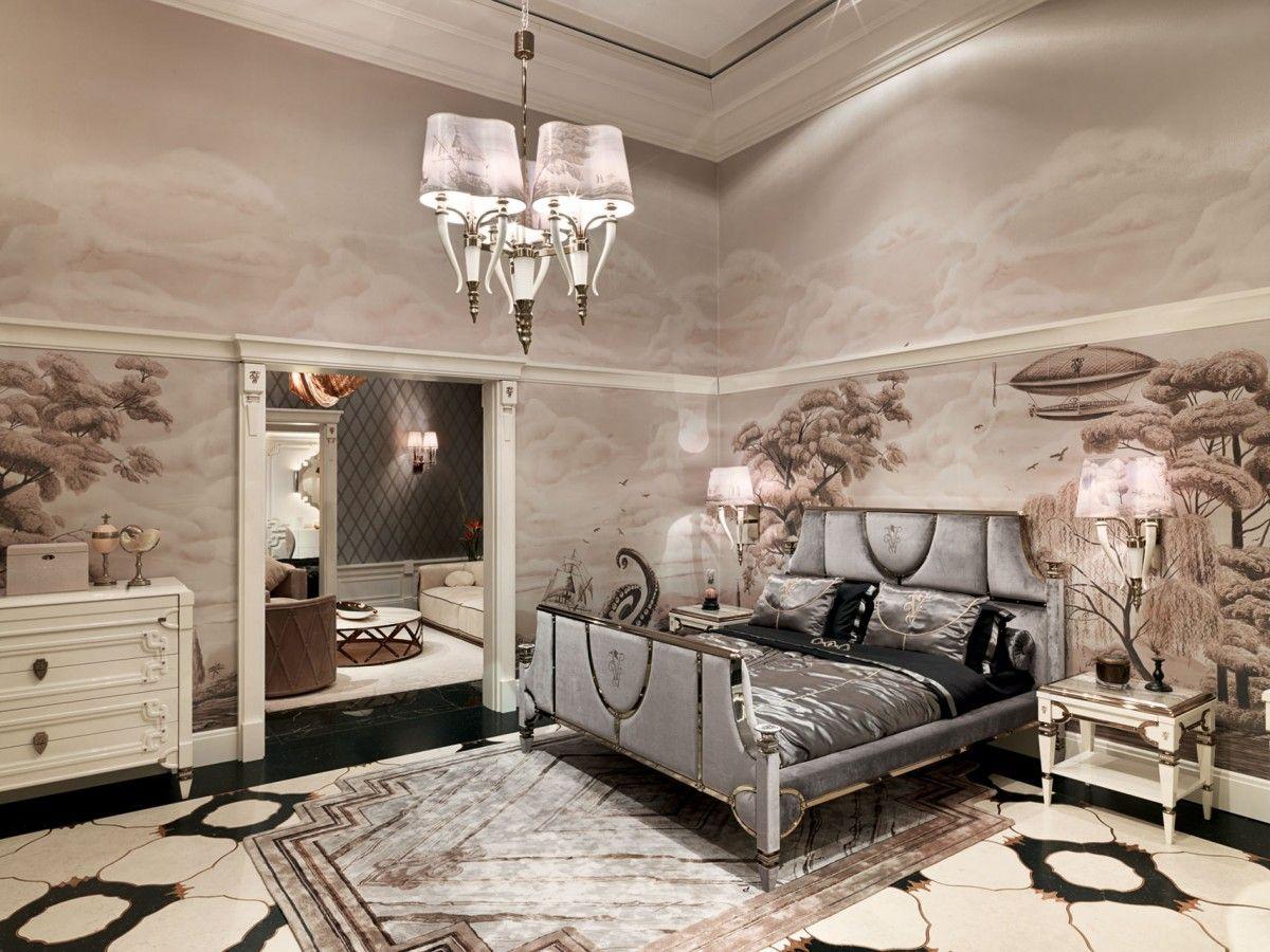 Windsor Master - Bedroom Dandy Castle Visionnaire