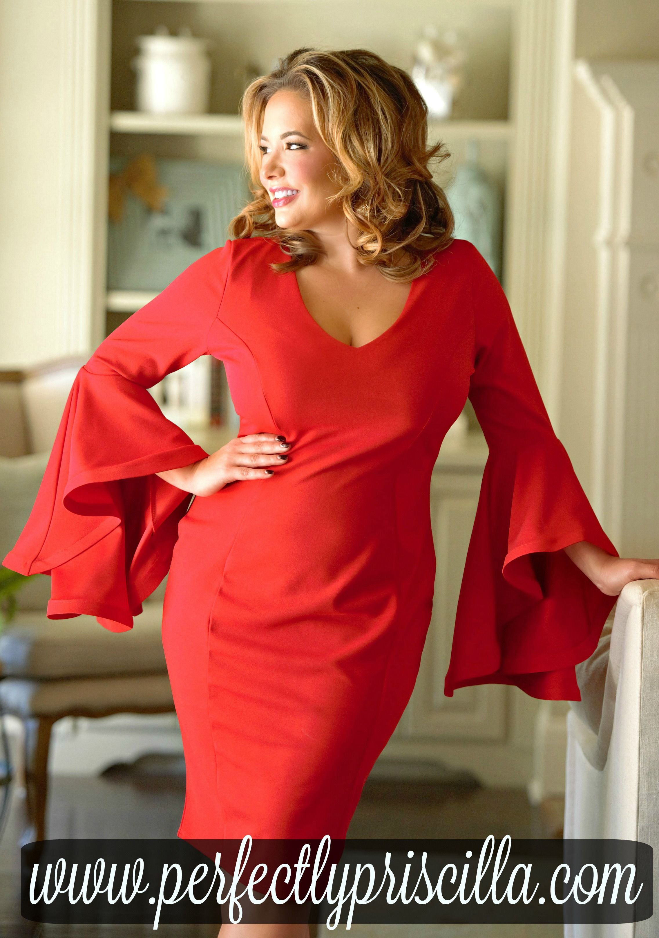b6a8cf4acfe formal  datenight  red  plussize  fashion  trendy  look  boutique ...