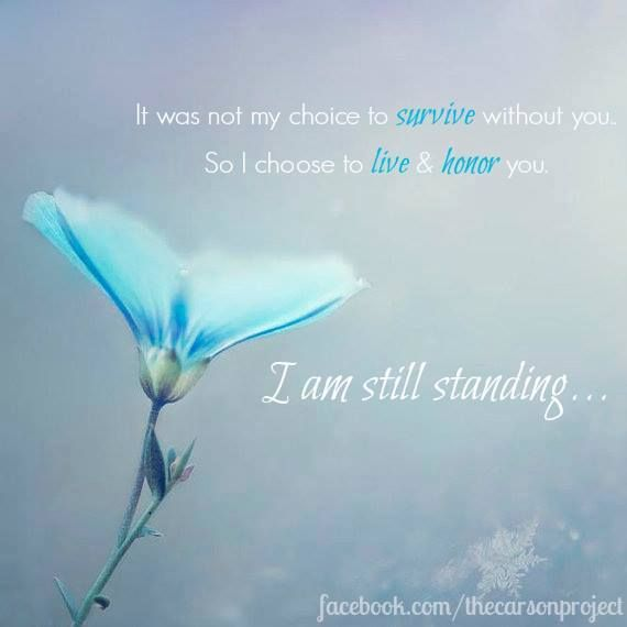 Pregnancy and Infant Loss... I am still standing.