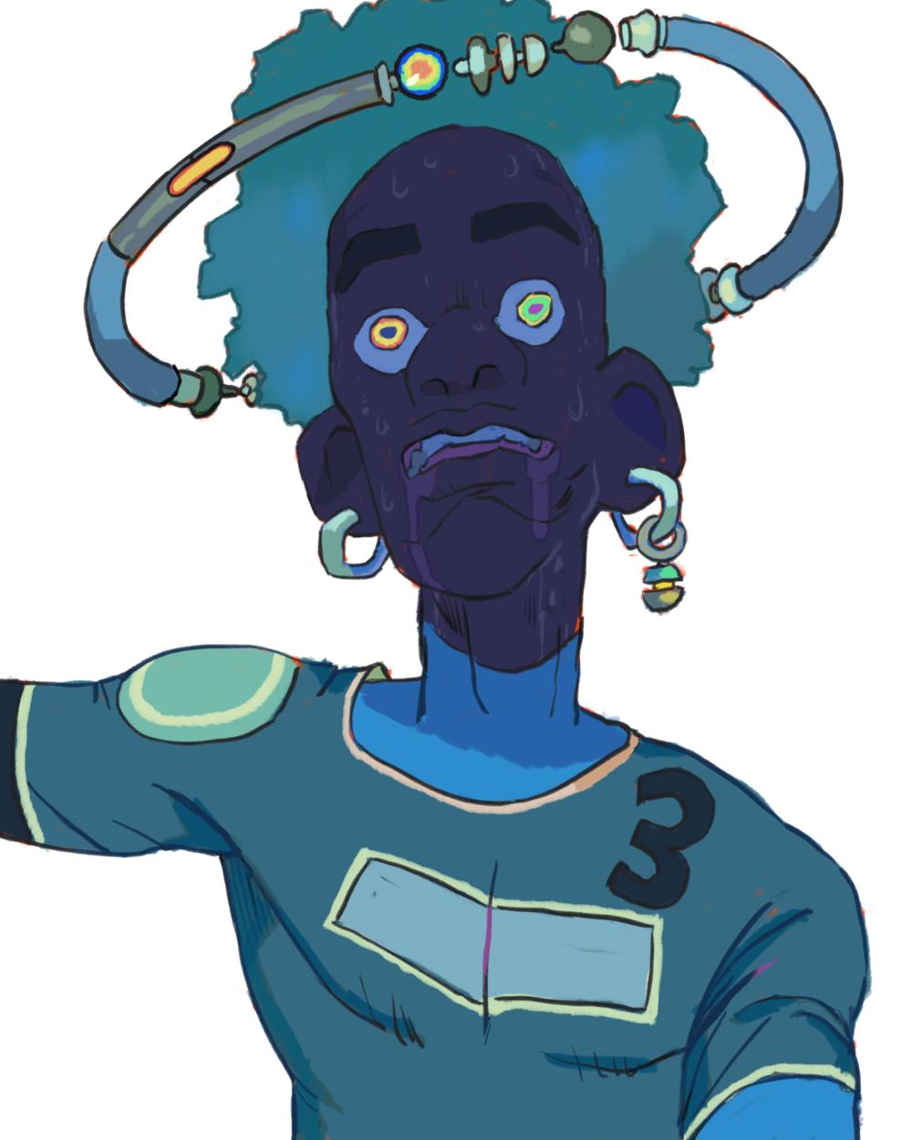 Freddy Carrasco Character Art Character Design Character Design Inspiration