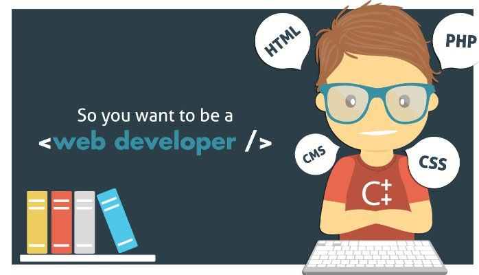 Having an online portal is vital for any business in this - web developer job description