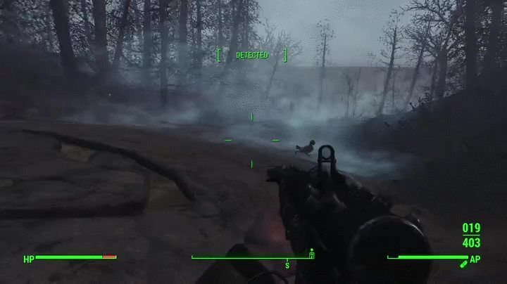 Behold Fallout 4's newest and most terrifying creature