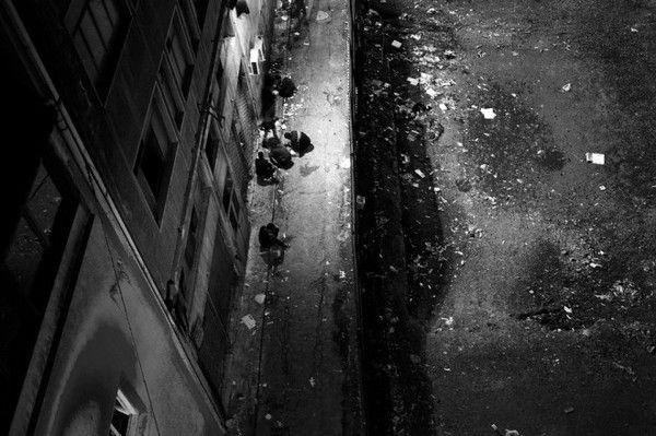 Shadow in greece