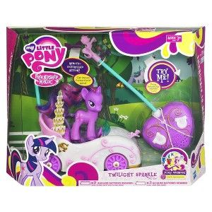 My Little Pony Twilight Sparkle Rc Car Vehicle Alt01 click image to zoom