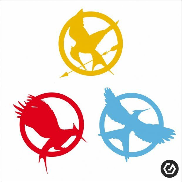 Hunger Games Logo Vector The Hunger Gam Inspirations In