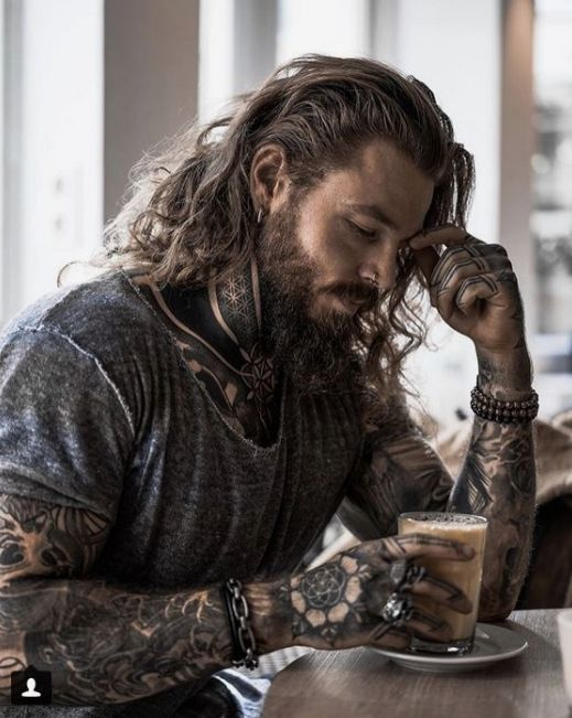 Photo of 45 Long Haircuts for Men to Spot with Dignity (2019 TOP PICKS)