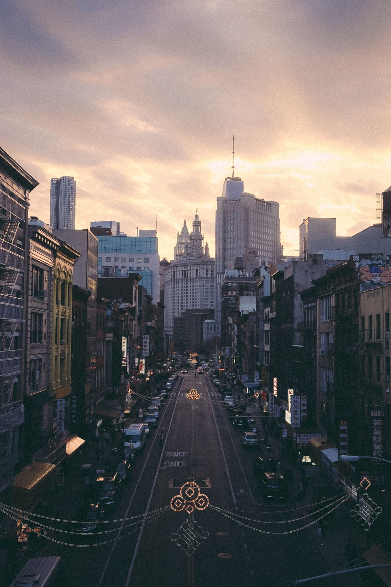 Chinatown Photography by Robert Broadbent