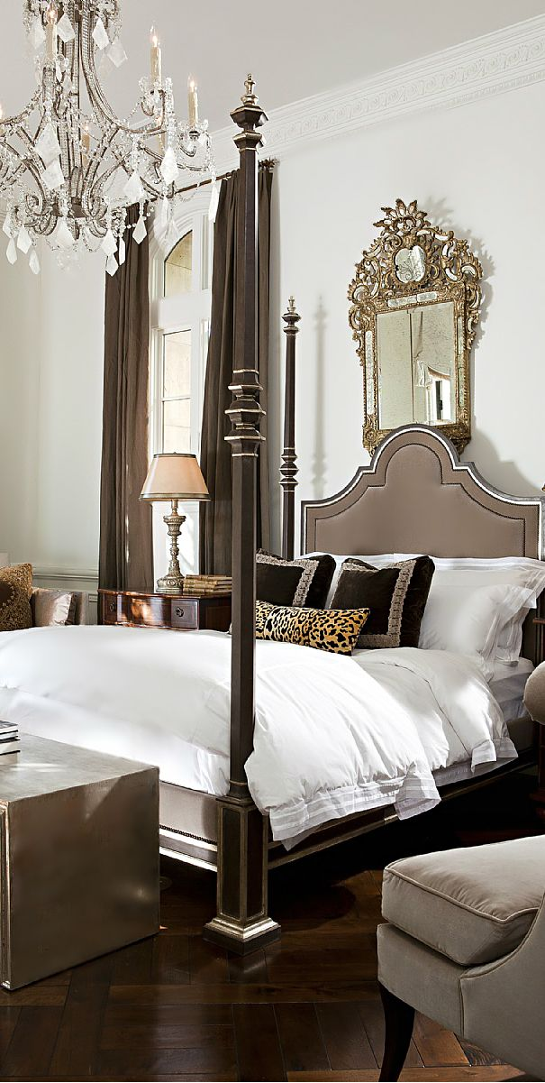 French Flair ○ Bedroom*   home decor   Pinterest