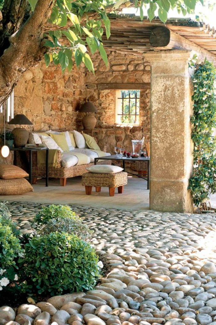 Die rustikalen Möbel für den Garten. Sehen Sie unsere schönen Ideen! , #garte…