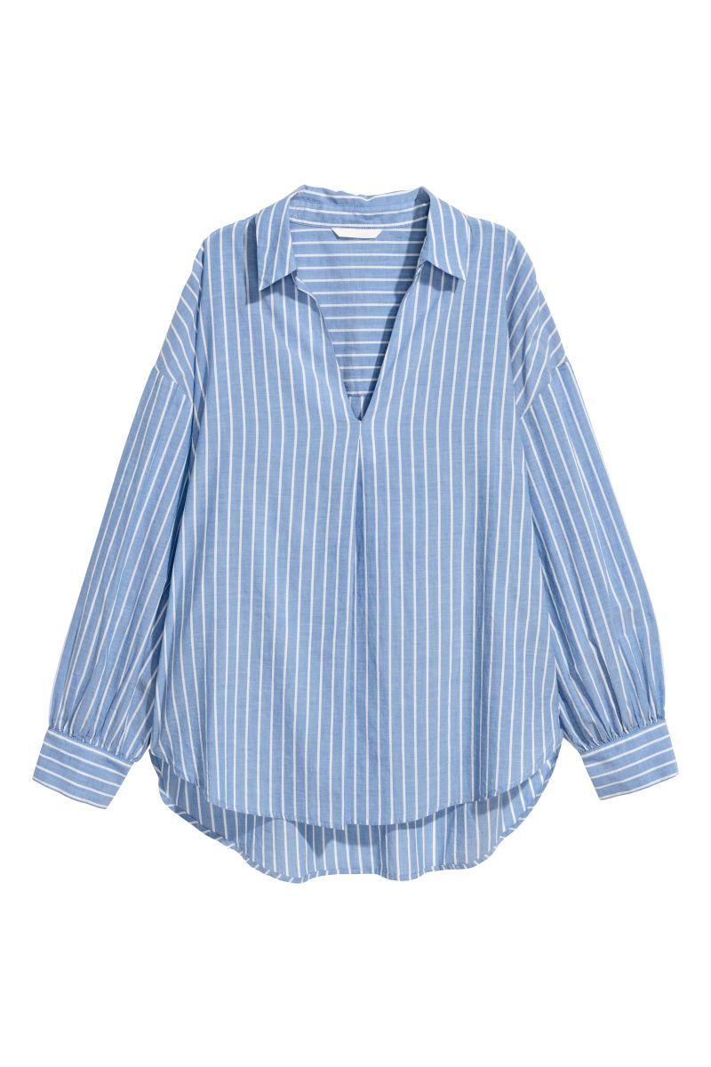 Camisa amplia  ec9072d8808a
