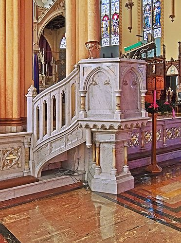 Image Result For Catholic Church Pulpit Doubt Research