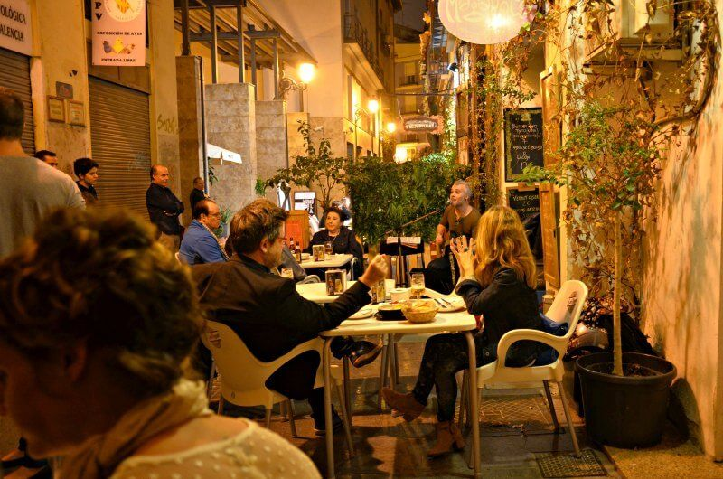 Best Restaurants In Valencia Spain