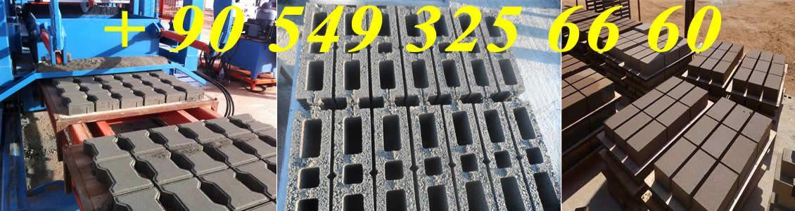 Machine A Brique Prs 800 Automatique