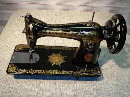 Platinum Or GoldPlated Sterling Silver Swarovski Zirconia ThreeRow Classy Ebay Sewing Machines Singer