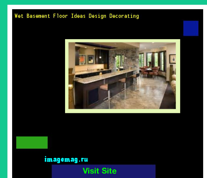 Wet Basement Floor Ideas Design Decorating The Best Image - Best flooring for a wet basement