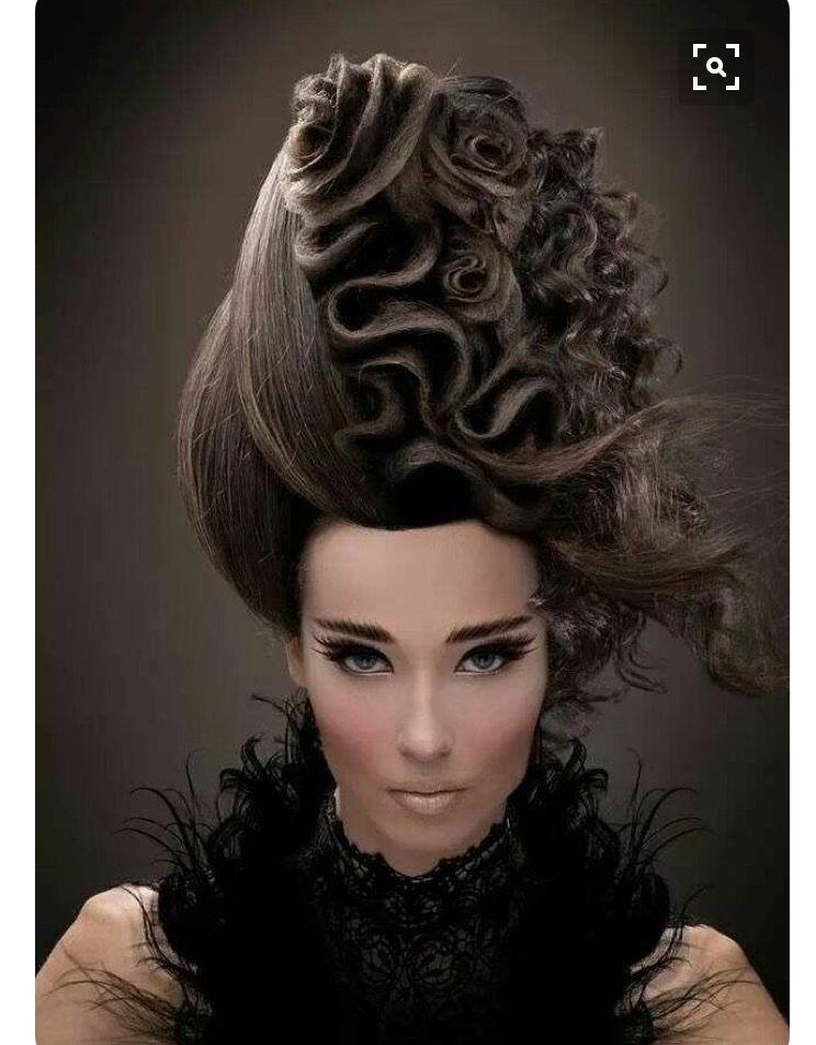 Imagen perfecta peinados extravagantes Colección De Cortes De Pelo Tendencias - Pin de Rosario Banderas en proyecto | Peinados ...