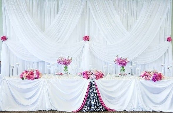 BB Chair Covers Rental-Chicago-Wedding Backdrops And