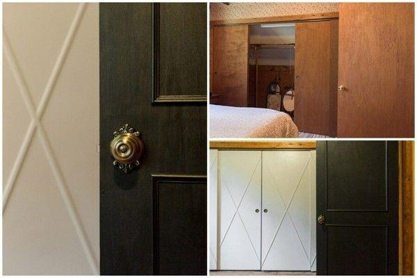 Türen Renovieren: Einfache Tricks, Wie Sie Der Alten Tür Neues Leben  Einhauchen   Wohnideen Und Dekoration