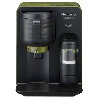 #matcha #health #tea HEALSIO Kitchen Green Matcha Tea PRESSO System TE-TS56V-G SHARP Jap... https://t.co/7prndthNX5 #eBay #deals #buynow