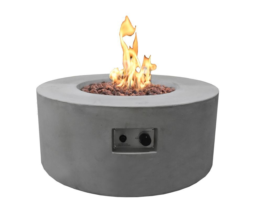 Tramore Fire Table Natural Gas Fire Pit Table Fire Pit
