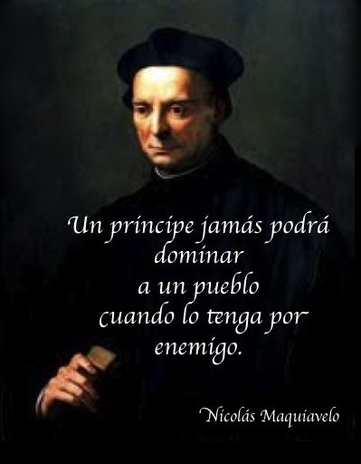 Pin De Luis Fernando Smith En My Style Nicolas Maquiavelo
