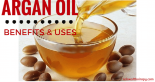 Argan Oil Uses & Benefits relaxedthairapy.com