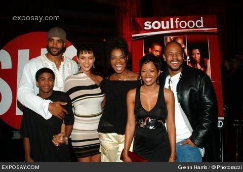 The Cast Of Soul Food My Favorite Tv Shows In 2018 Pinterest