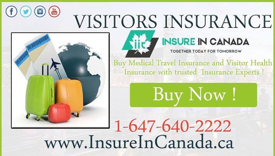 Visitor Insurance in Ontario in 2020 Visitors insurance