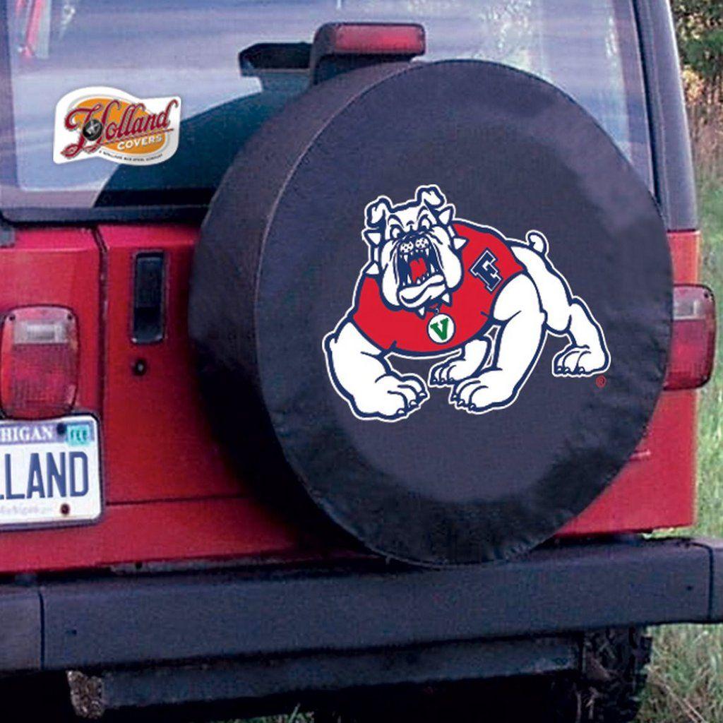 Tire Cover Fresno State University Bulldogs Cover