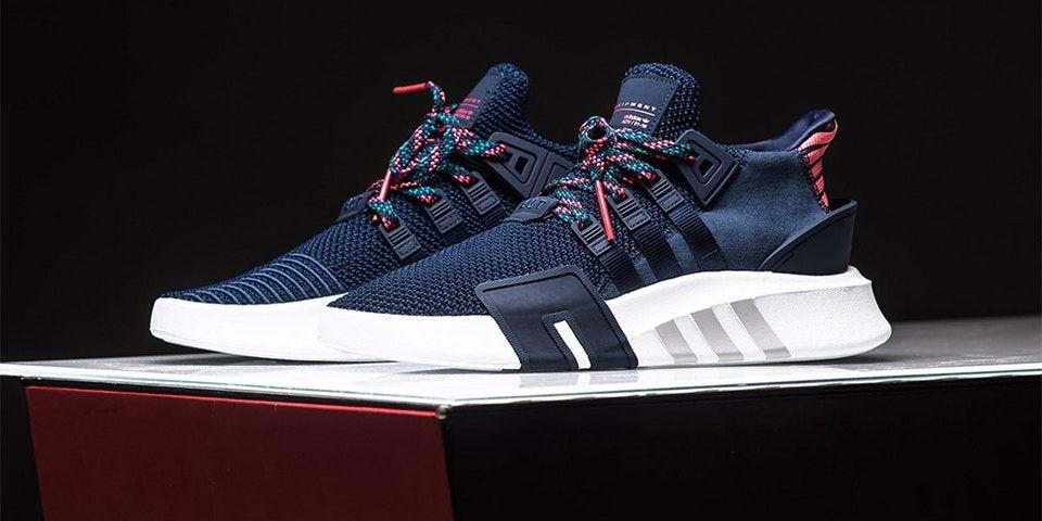 d882be889f9 Adidas Originals Suelta EQT y BBall ADV Suelta en en azul marino y    aaaa26f - tcc-help.online