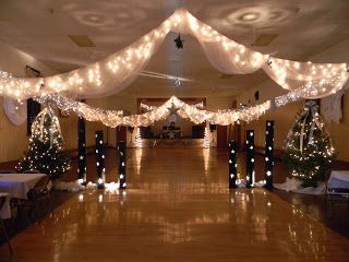 Winter Formal Decorations