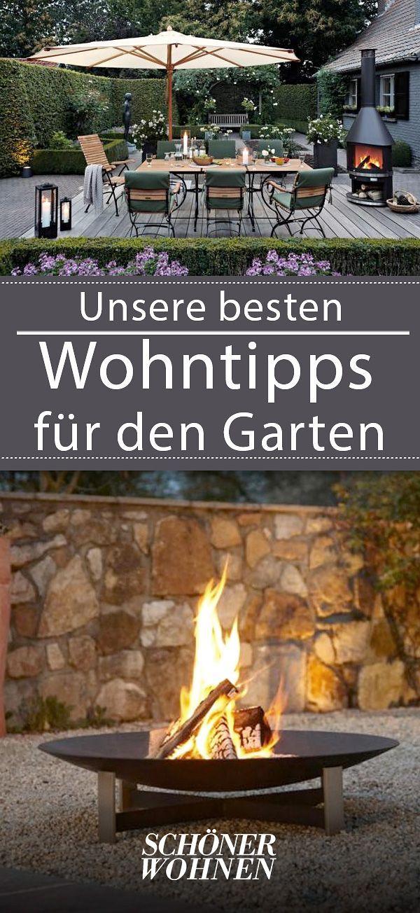 Gartenideen – unsere besten Tipps #modernegärten