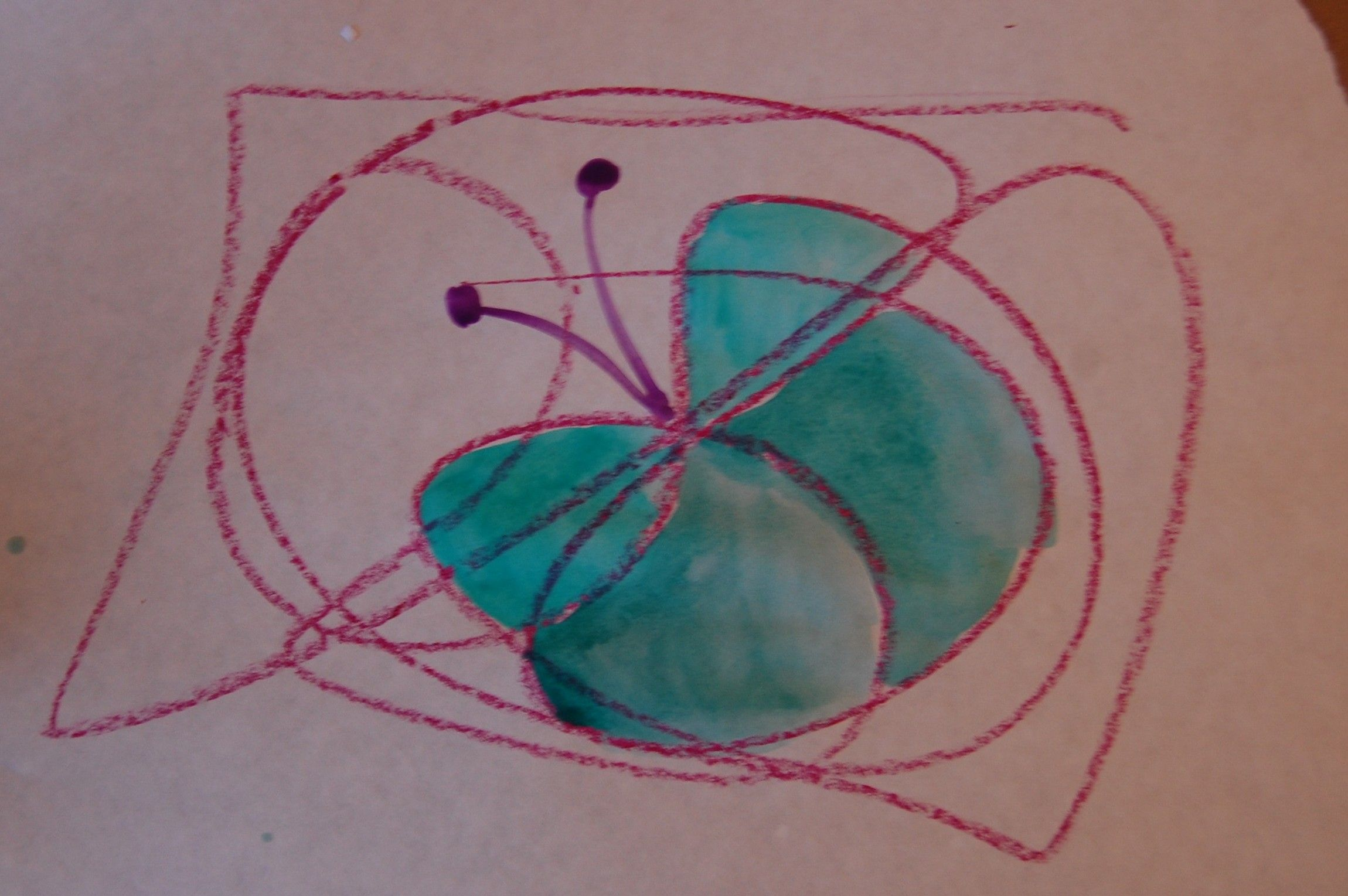 Scribble Drawing For Kids : Scribble drawing kids art