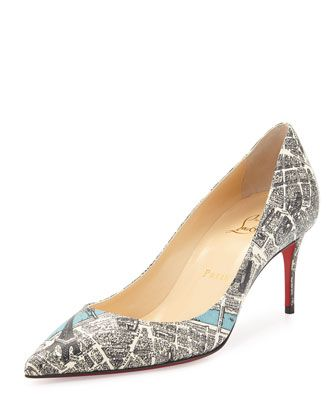 online retailer 02d8a 9f41e switzerland christian louboutin pumps 70mm film 46265 c0dca