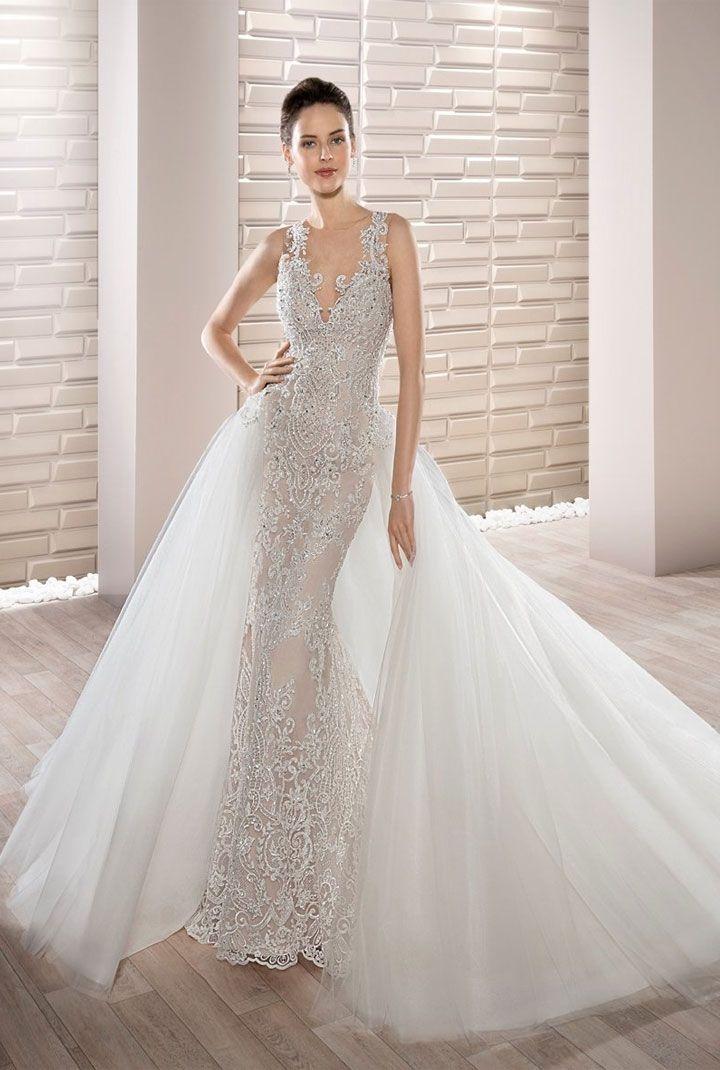 Demetrios Wedding Dresses 2017 { classic and timeless wedding dresses } itakeyou.co.uk #weddingdress #weddinggown #bridalgown #bridaldress