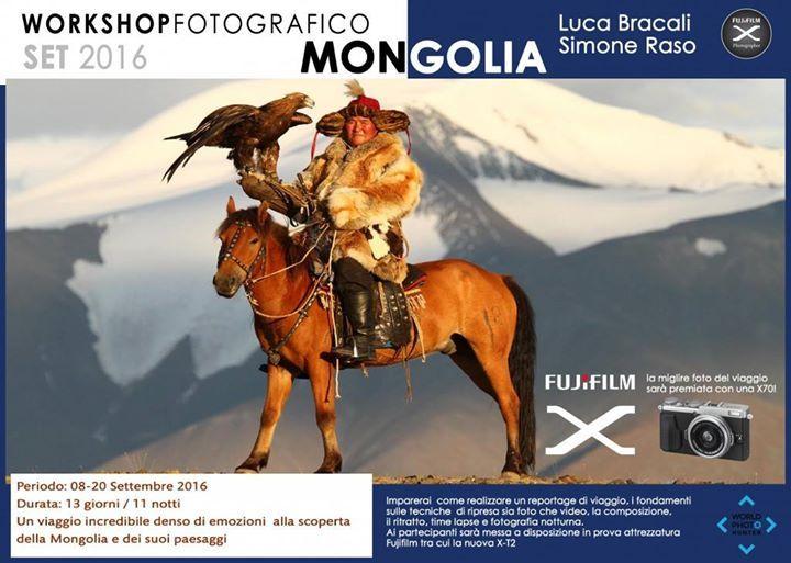 8-20 Settembre 2016! Un'occasione unica per vivere la Mongolia insieme a me e ad un altro grande X-Photographer: Luca Bracali  What an amazing opportunity to visit Mongolia with two Fujifilm X-Photographer! For more information please contact me!   http://ift.tt/29VTW5z