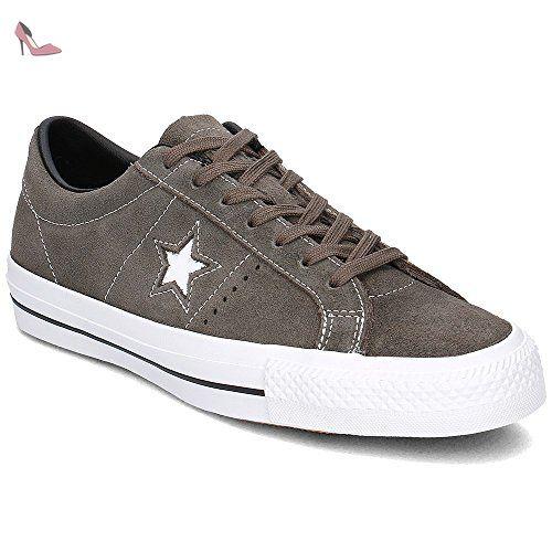 one star converse cuir