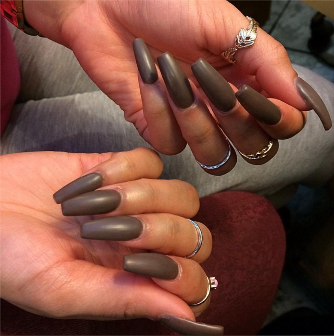 ❤ ️Pinterest: @ Beatrice Mensah   Nails   Pinterest   Nail nail ...