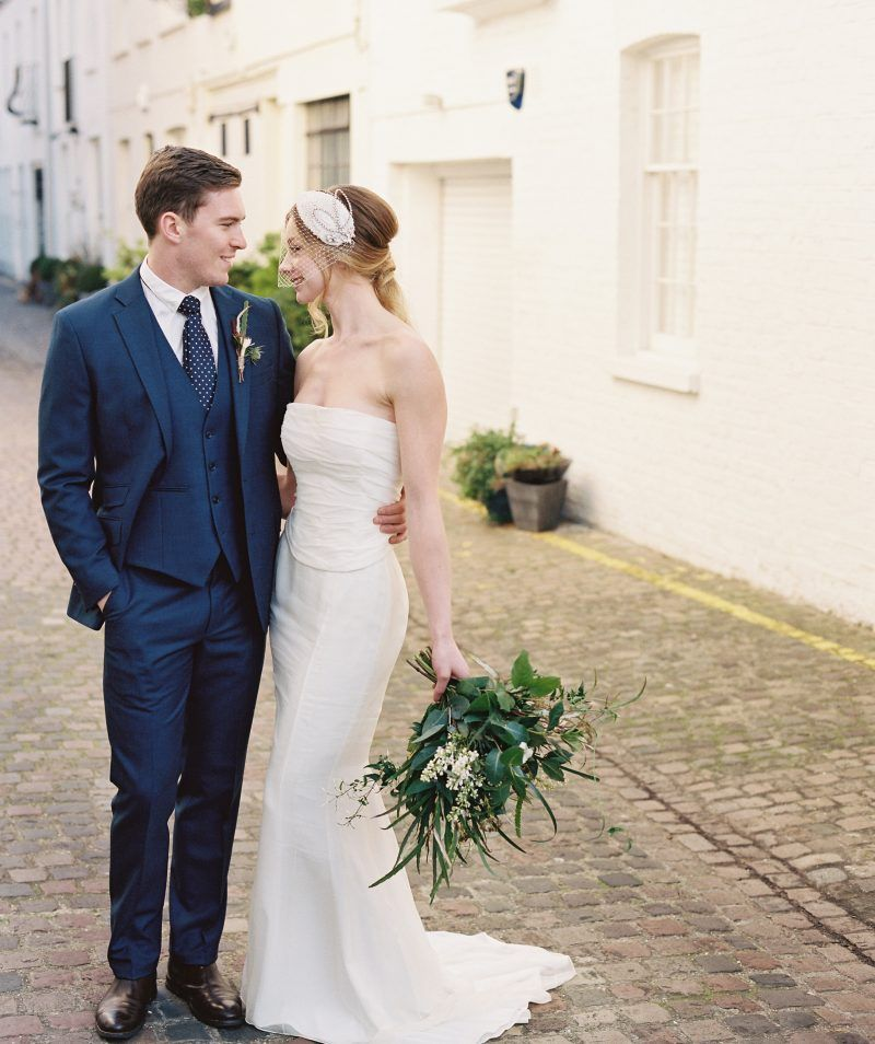 Bespoke Wedding Dress Designer Fulham London Lucy Martin Bridal
