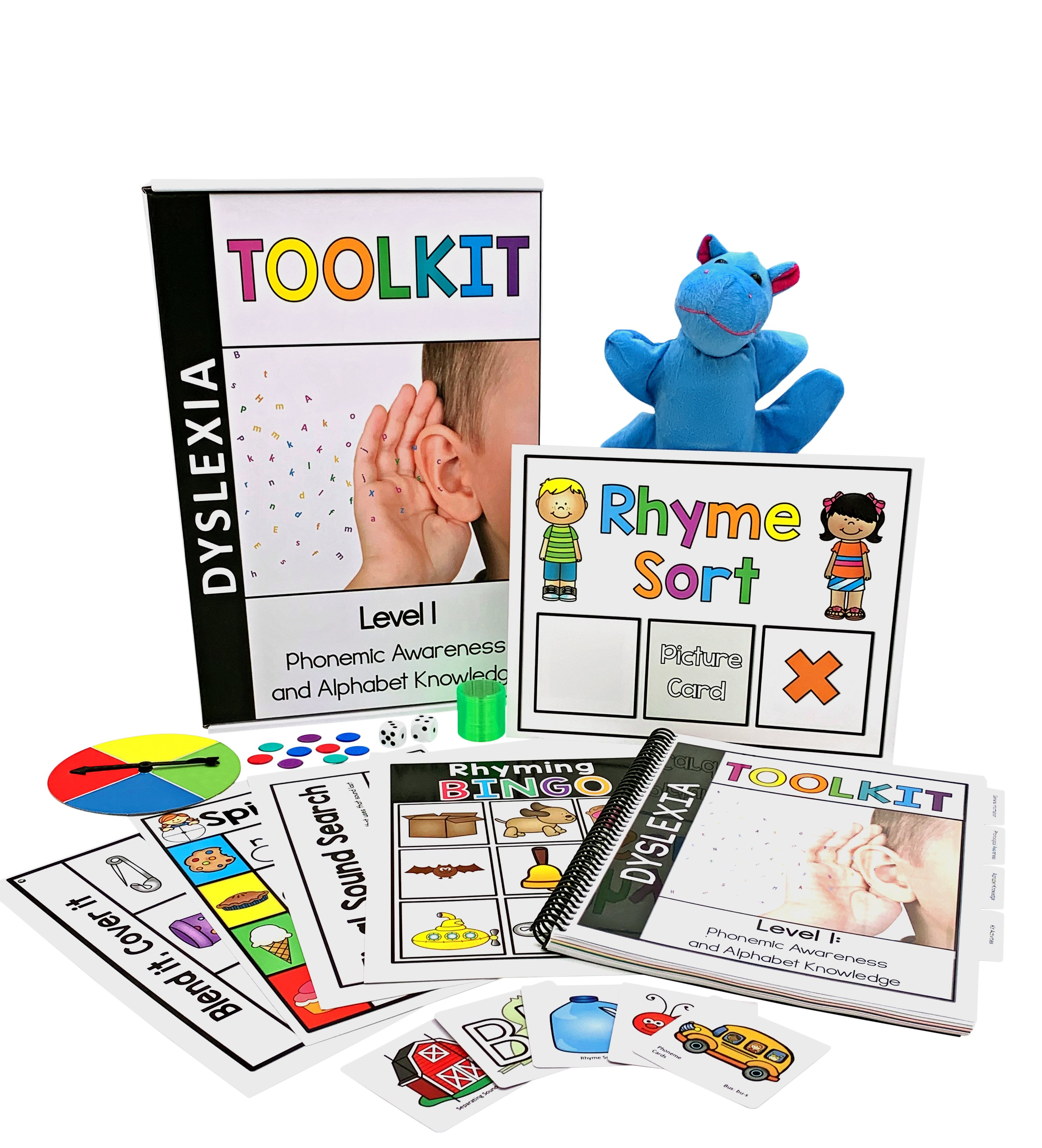 Dyslexia Toolkit Level 1