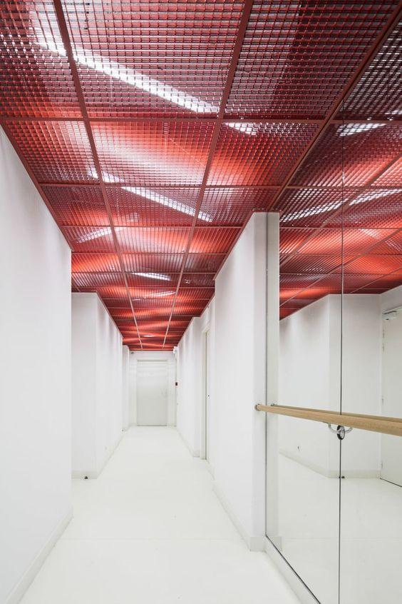 Corridor Design Ceiling: Pin By Helloamy On Corridor In 2019