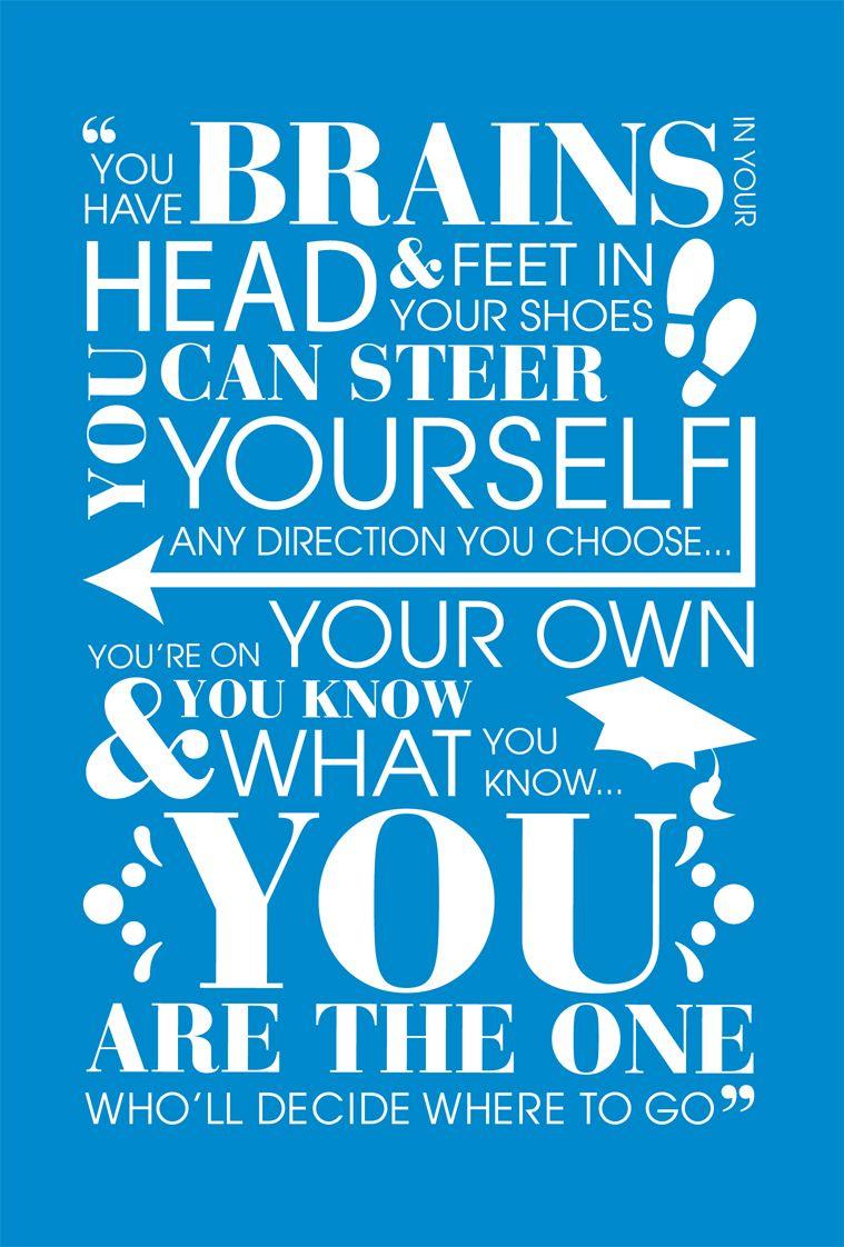 Dr Seuss Graduation Quotes 30 Inspiring Graduation Quotes ...